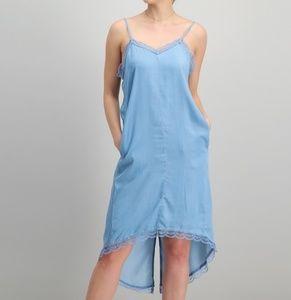 NWT Rachel Roy Light Demin dress